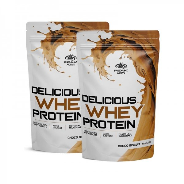 Delicious whey double pack -2000g