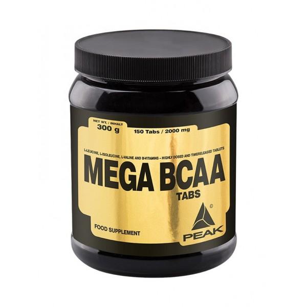 BCAA MEGA TABS  -150tab -prehransko dopolnilo