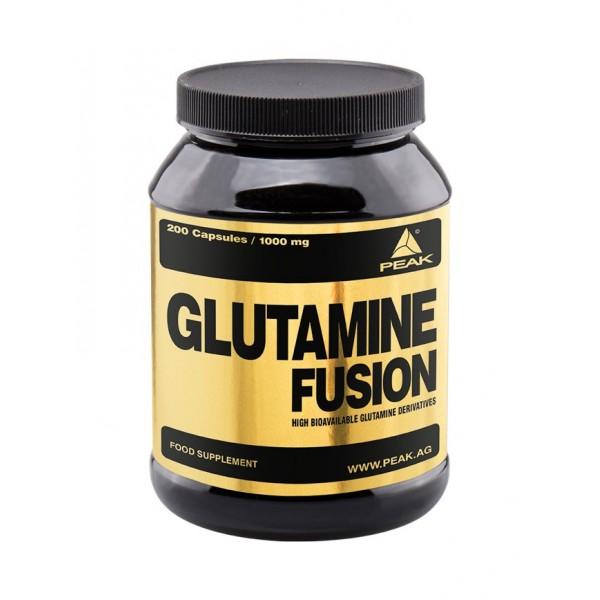 GLUTAMIN FUSION-240KAP -prehransko dopolnilo
