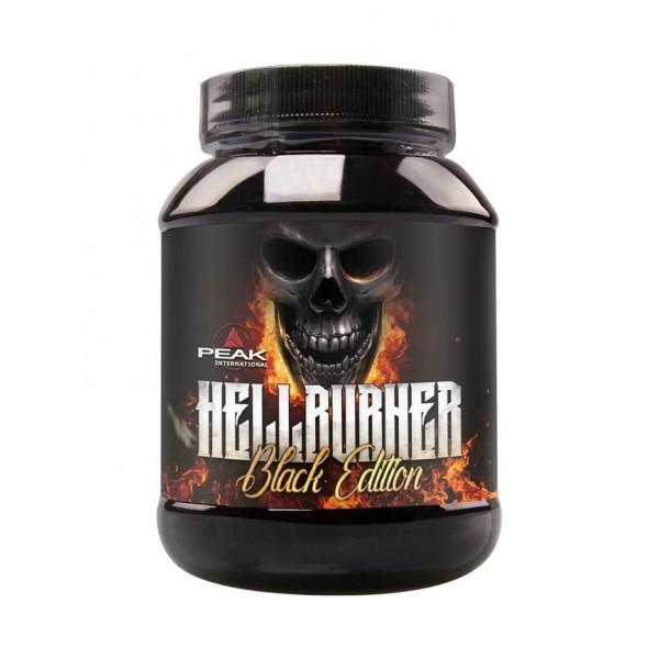 HELL BURNER BLACK EDITION-120KAP -prehransko dopolnilo
