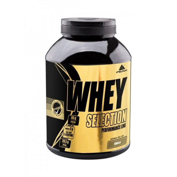 WHEY SELECTION 1,8 +MAJICA PEAK.SI GRATIS