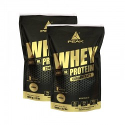 Whey Concentrate double pack 2000g