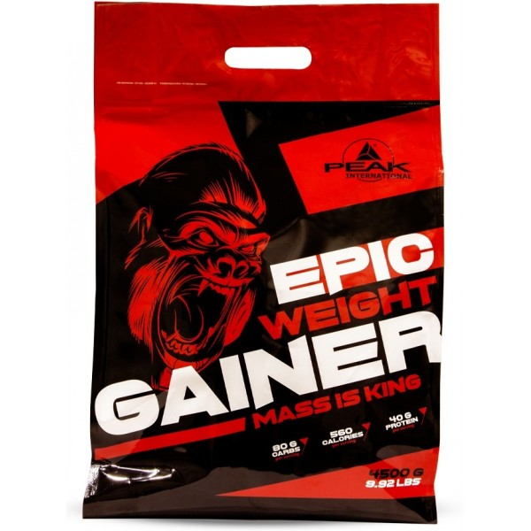 EPIC WEIGHT GAINER 4.5KG