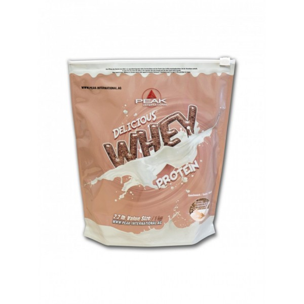Delicious Whey protein 1000g