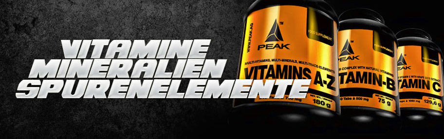 Minerali in vitamini